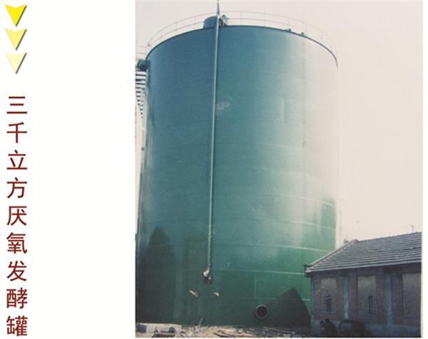三千立方厌氧发酵罐