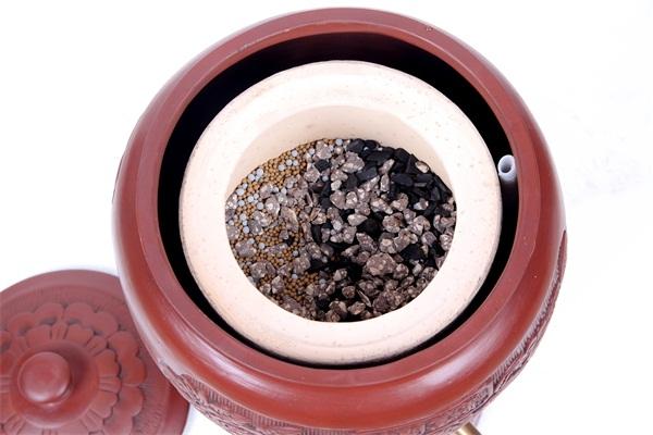 紫砂净水器