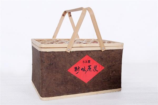 原生态酒篓木海