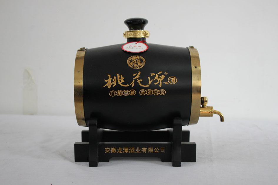 安徽桃花源酒业订购产品展示